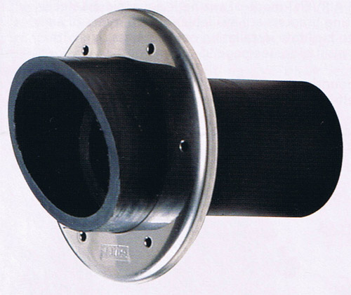 Rubber Transom connector